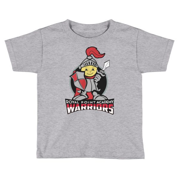 RPA Warriors Short Sleeve T-Shirt (Toddler)