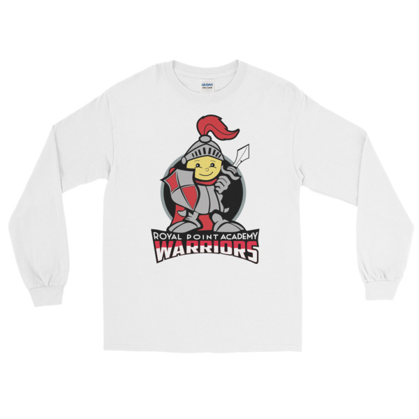 RPA Warriors Long Sleeve T-Shirt (Adult)