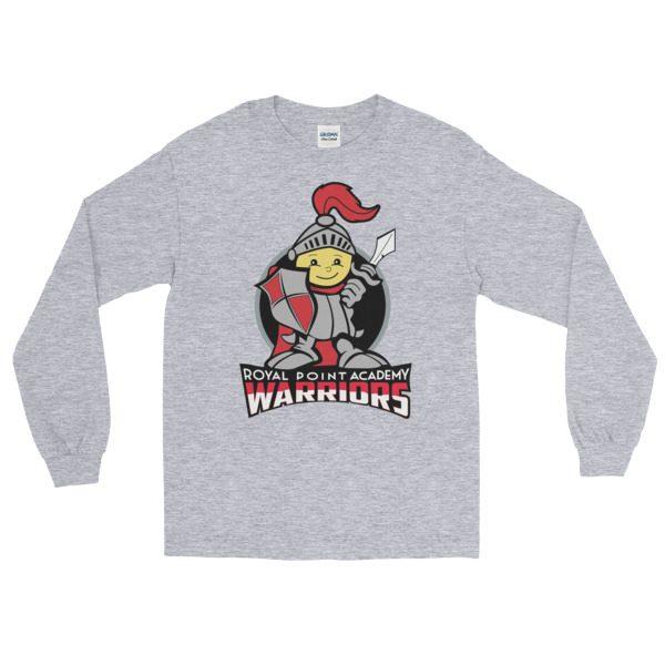 RPA Warriors Long Sleeve T-Shirt (Adult)